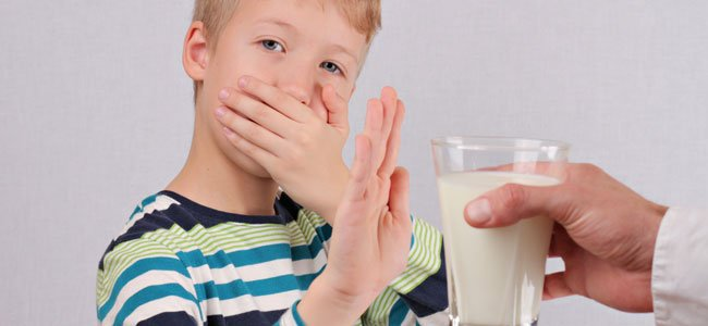alergia leche